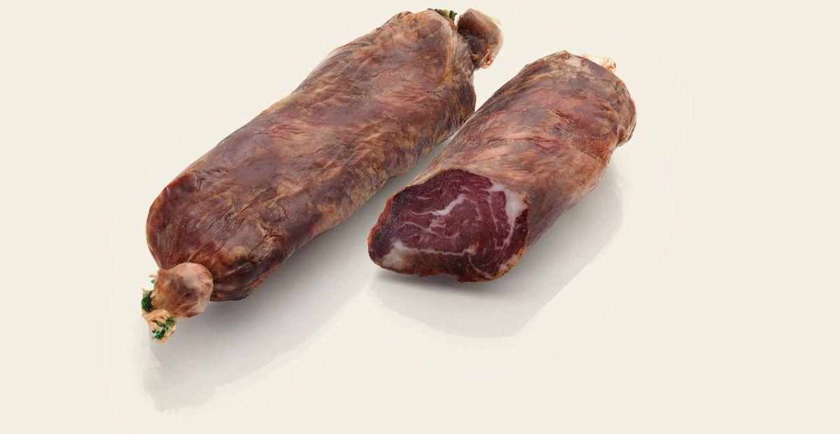 Bellota iberico pork shoulder loin