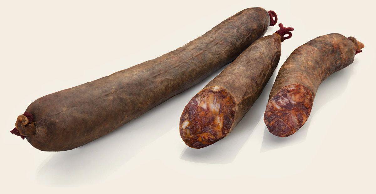 Chorizo ibéricocular